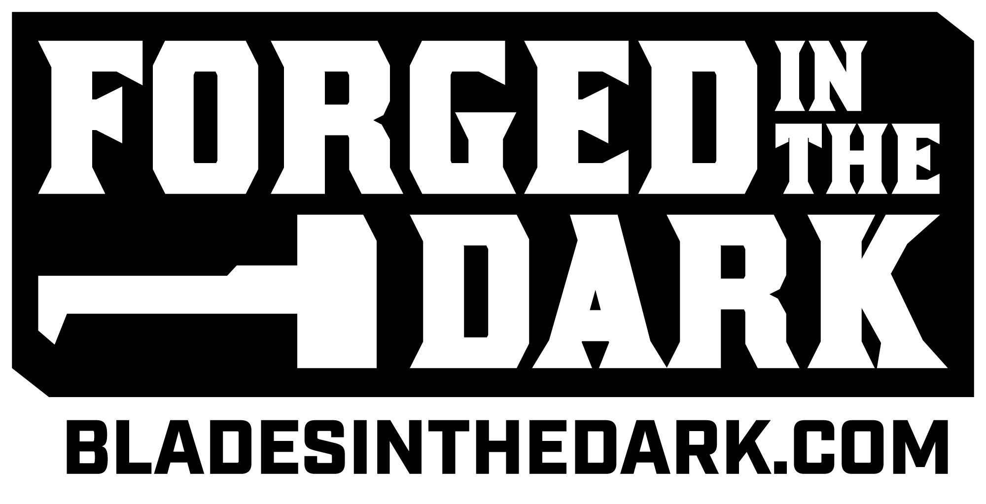 the Forged in the Dark logo